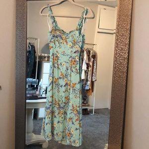 Lulu's Midi Dress